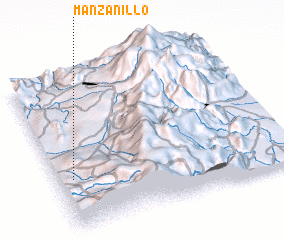3d view of Manzanillo
