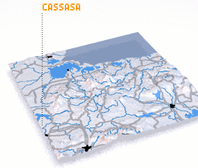 3d view of Cassasa