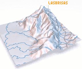 3d view of Las Brisas