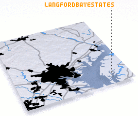 3d view of Langford Bay Estates