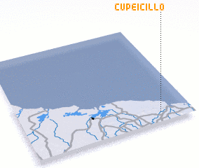 3d view of Cupeicillo