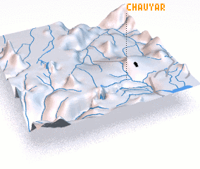 3d view of Chauyar