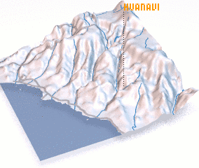 3d view of Huanavi