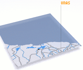 3d view of Uñas