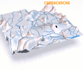 3d view of Cabracancha