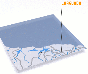 3d view of La Aguada