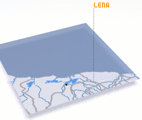 3d view of Leña