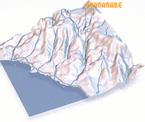 3d view of Guañañabe