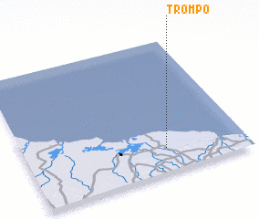 3d view of Trompo
