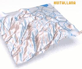 3d view of Huitallana