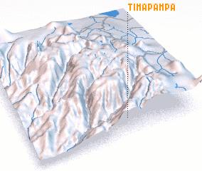 3d view of Timapampa