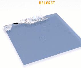3d view of Belfast