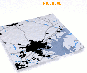 3d view of Wildwood
