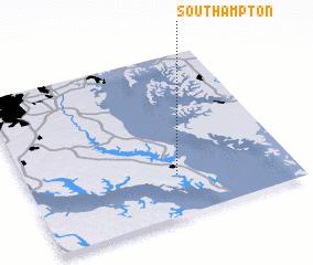 3d View Of Southampton