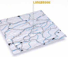 3d view of Long Brook