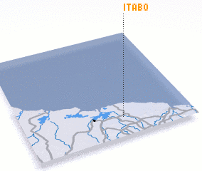 3d view of Itabo