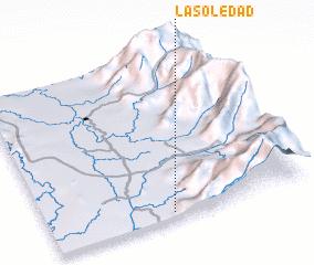 3d view of La Soledad