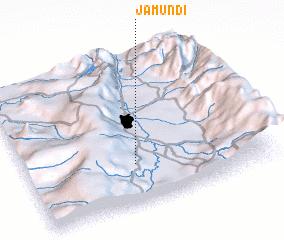 3d view of Jamundí