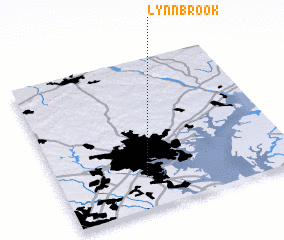 3d view of Lynnbrook