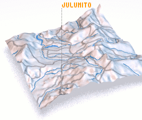 3d view of Julumito