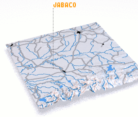 3d view of Jabaco