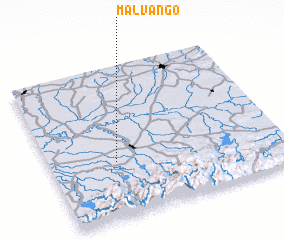 3d view of Malvango