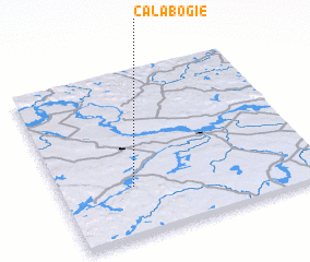3d view of Calabogie