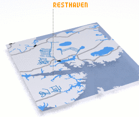 3d view of Rest Haven