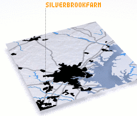 3d view of Silverbrook Farm