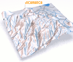 3d view of Jicamarca