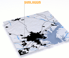 3d view of Dunloggin