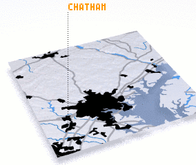 3d view of Chatham