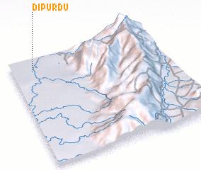 3d view of Dipurdú