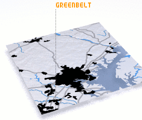 3d view of Greenbelt