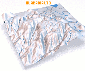3d view of Huarabi Alto