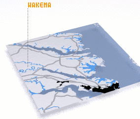 3d view of Wakema
