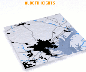 3d view of Albeth Heights
