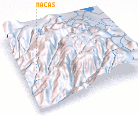 3d view of Macas