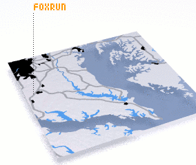 3d view of Fox Run