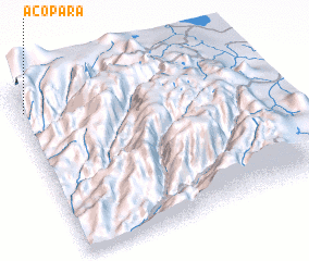 3d view of Acopara