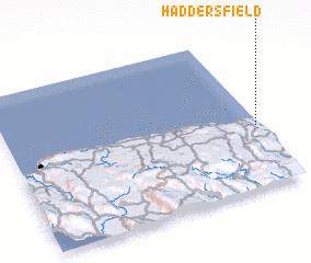 3d view of Haddersfield