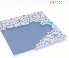 3d view of Jibacoa