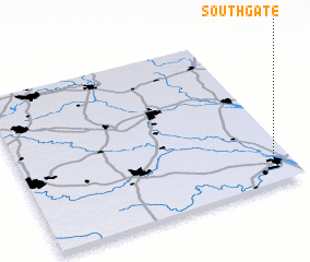 3d view of Southgate