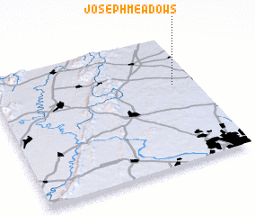 3d view of Joseph Meadows