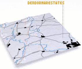 3d view of Dendor Mar Estates