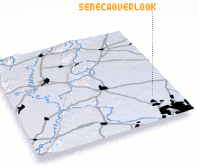 3d view of Seneca Overlook