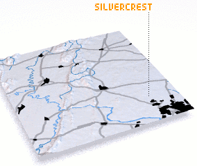 3d view of Silver Crest