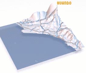 3d view of Huando