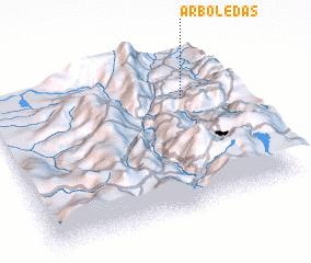 3d view of Arboledas