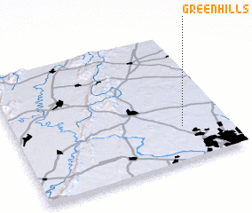 3d view of Greenhills